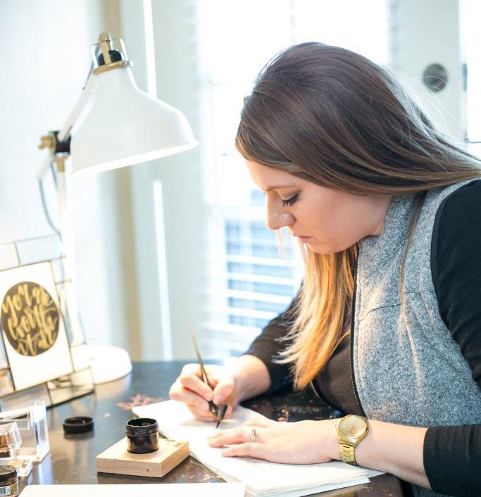 Jessica Shubert Calligraphy