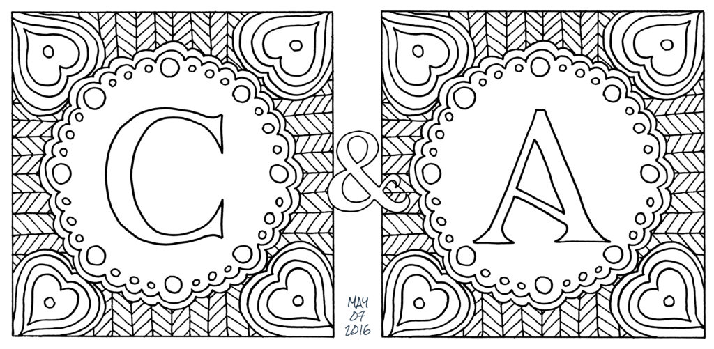 Chevron C&A bw only