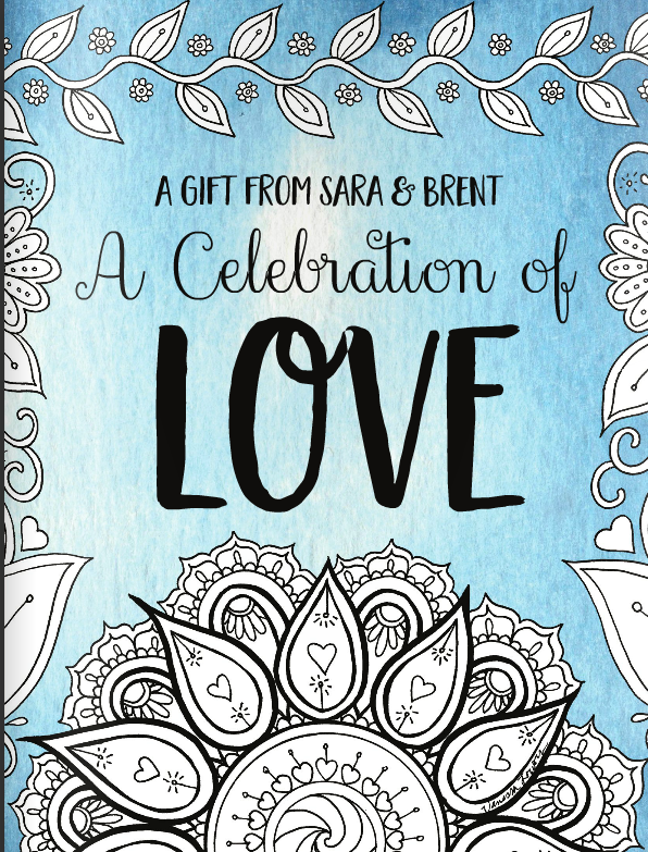 Wedding Coloring Books The Next New Trend