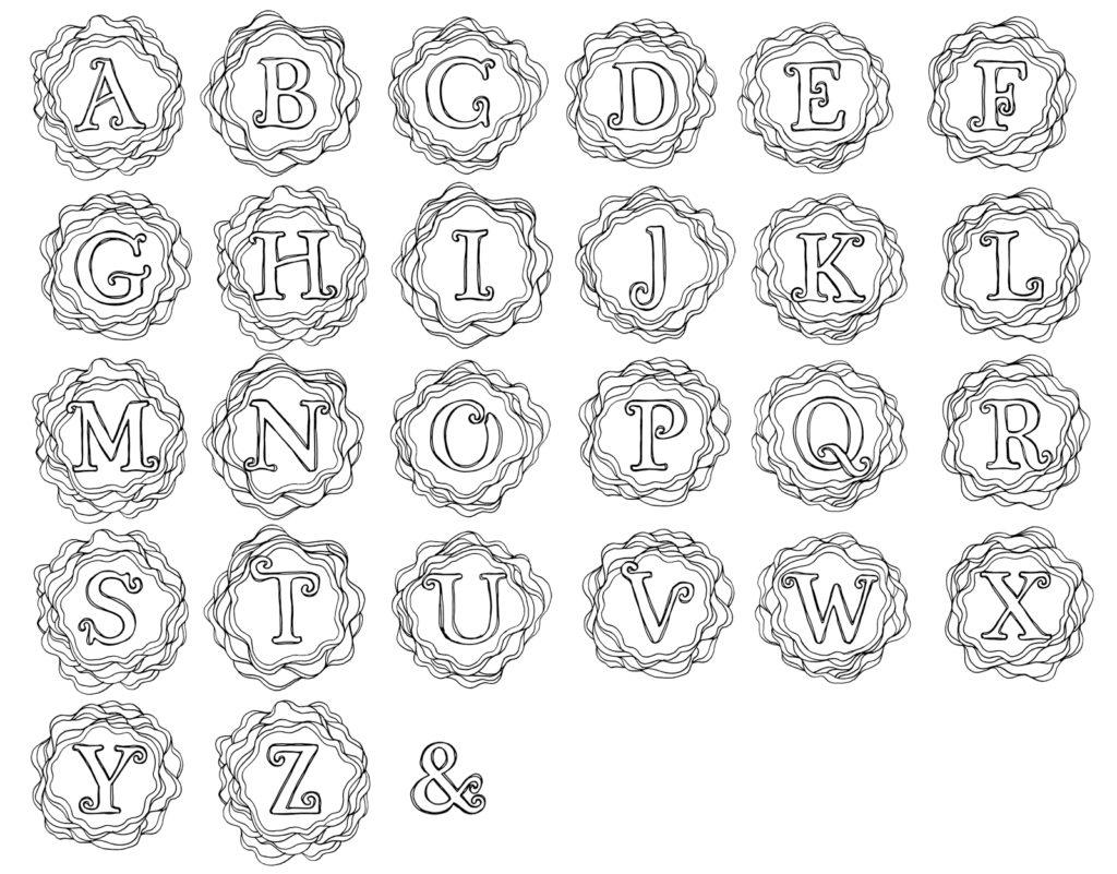 VLowry Rose Font