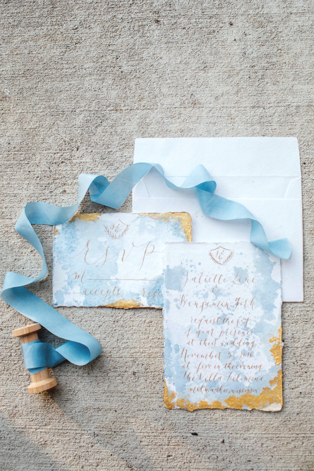 Custom Wedding Invitations Unveiled