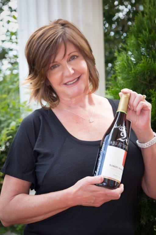 Engraved Corporate Wine Bottles Big Hit at 25 Year Anniversary
