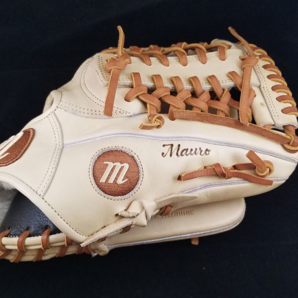 personalized baseball glove