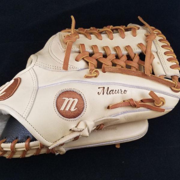 personalized baseball glove