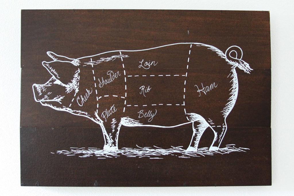 chalkboard artist
