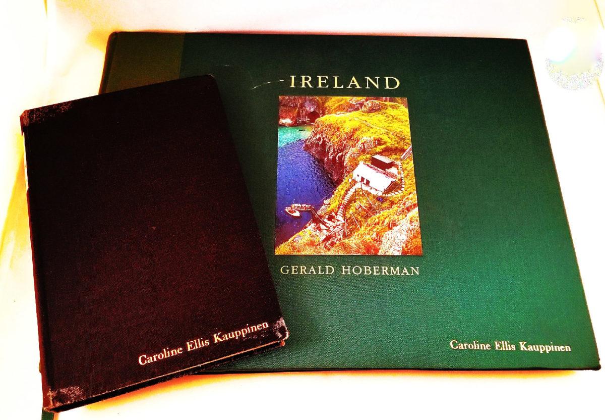 hardcover book stamping