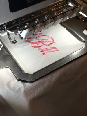 event embroidery
